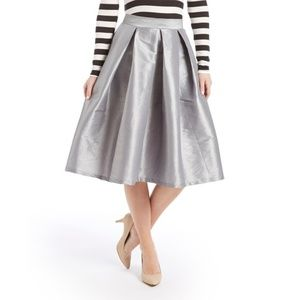 OFFERS ACCEPTED!!  grey midi skirt